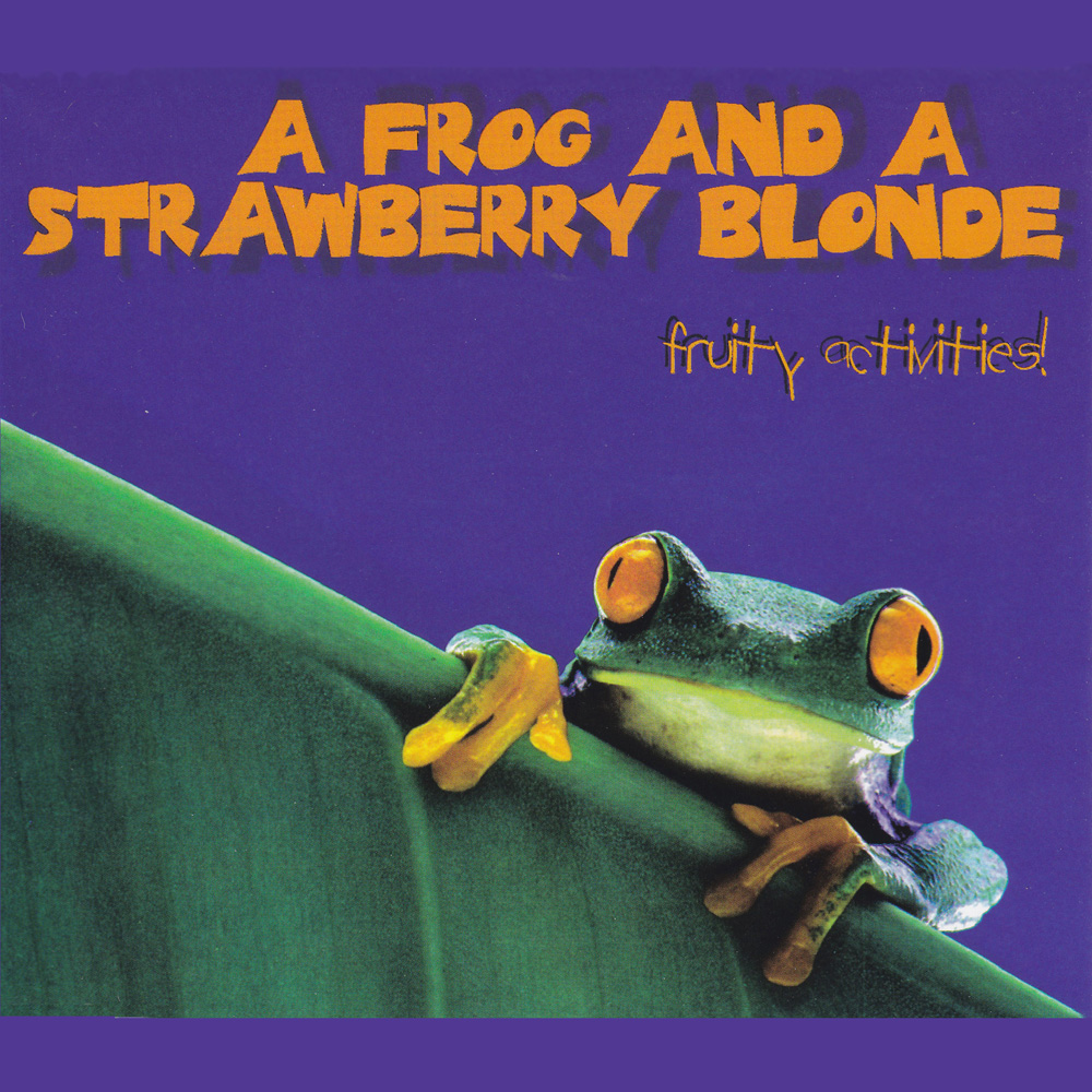 1998 A Frog And A Strawberry