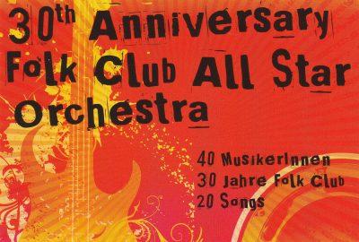 2009 Folk Club All Star Orchestra